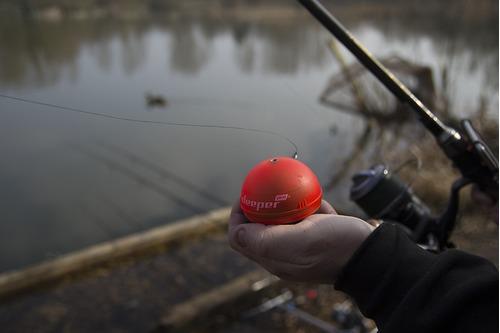 La pêche sur la griffe